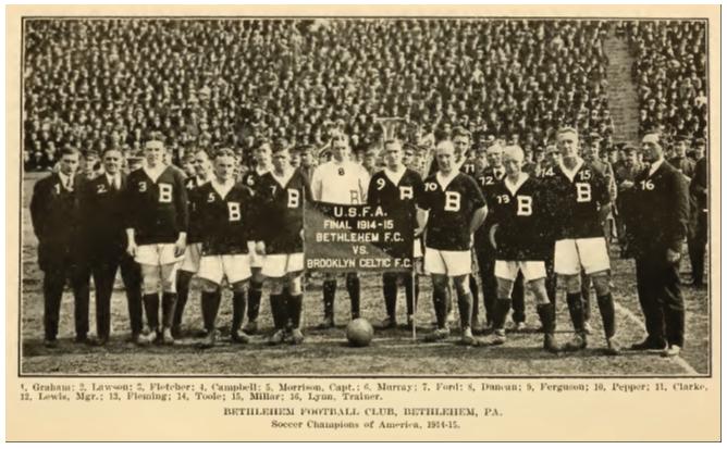BSFC 1914-15 USOC Final