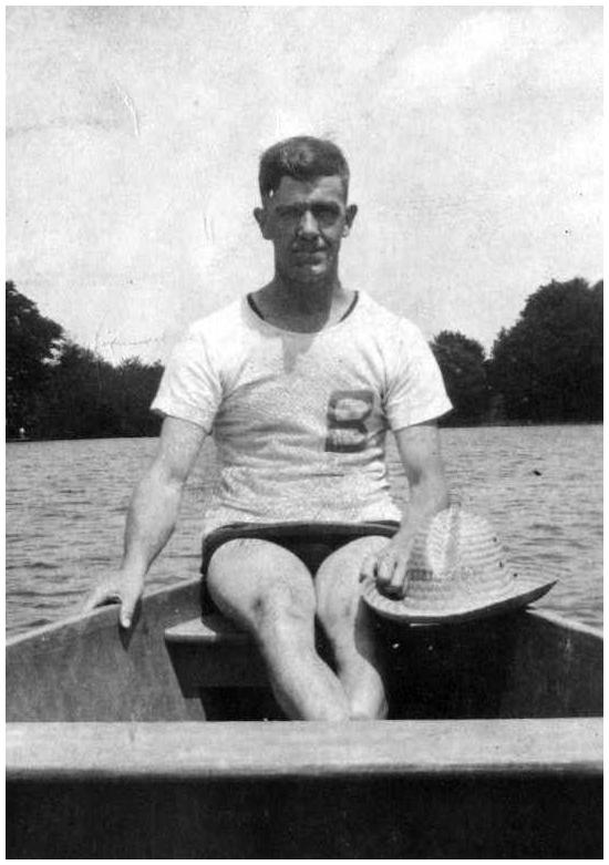 BSFC poss 1923-25 Dave Carson
