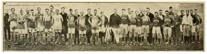 BSFC w Ben Millers 12-25-1916