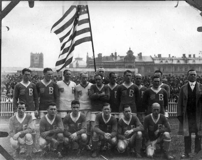 BSFC in Scandinavia 1919