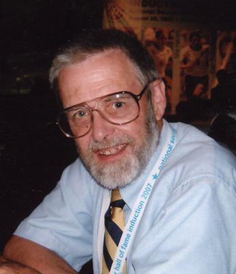 Roger Allaway headshot