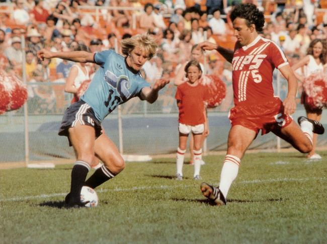 Steve Moyers: American-born goalscorer