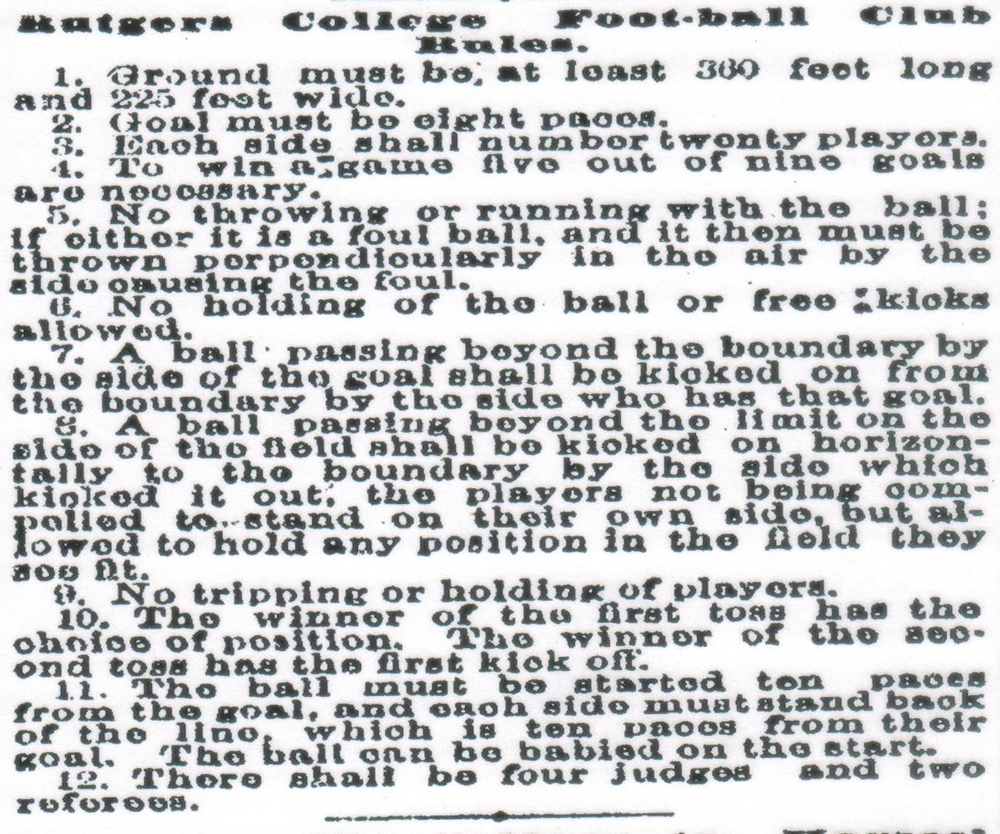 12-8-1872 Rutgers College Football Rules SF Chronicle p7