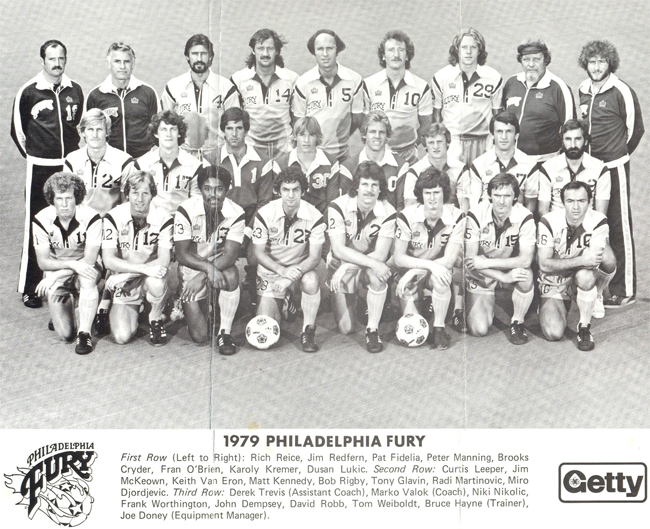 1979 Philadelphia Fury, courtesy of NASLjerseys.com