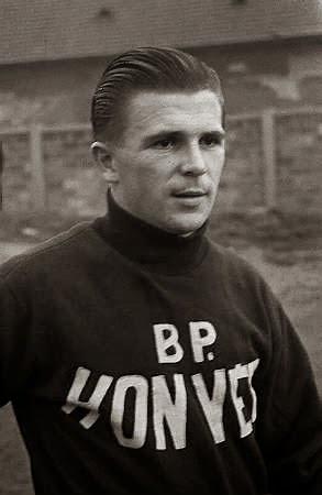 Ferenc Puskas, Budapest Honved