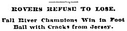 The Boston Globe, April 21, 1889