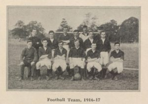 Bear Wood Hospital Football Club