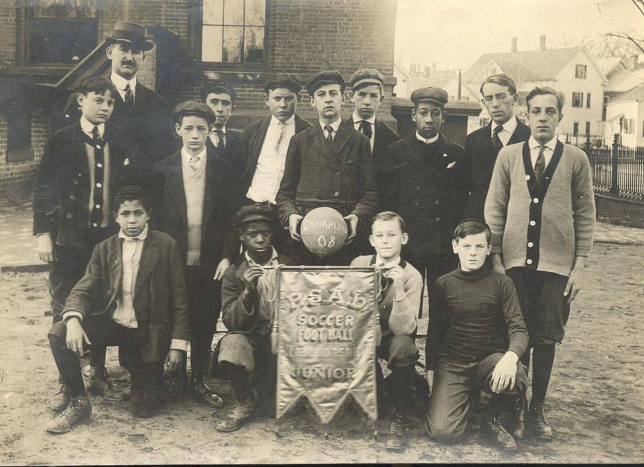Barrow School Soccer Team