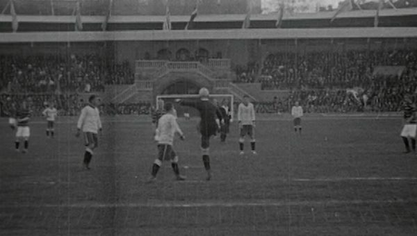 Behind the footage: The opening game of the USMNT's 1916 Scandinavian tour