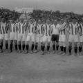 The Czech team at the match against Canada. Image from gallic.bnf.fr / Bibliotèque nationale de France.