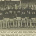 Soccer at the Inter-Allied Games of 1919: The United States